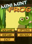 In addition to the free mobile game Mini mint frog for 206 download other Nokia 206 games for free.