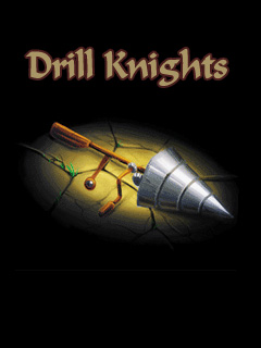Download free mobile game: Drill knights - download free games for mobile phone