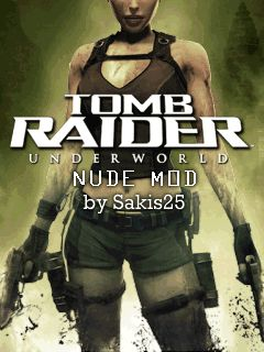 Download free mobile game: Tomb raider: Underworld nude 3D - download free games for mobile phone