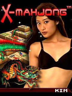 Download free mobile game: X-Mahjong: Kim - download free games for mobile phone