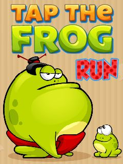 Download free mobile game: Tap the frog: Run - download free games for mobile phone
