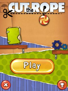 Download free mobile game: Cut the rope - download free games for mobile phone