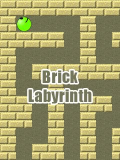 Download free mobile game: Brick labyrinth - download free games for mobile phone