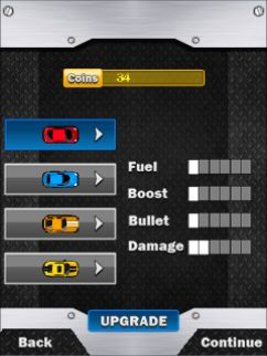 Mobile game Traffic racing - screenshots. Gameplay Traffic racing