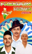 In addition to the  game for your phone, you can download Freedom fighter jigsaw for free.