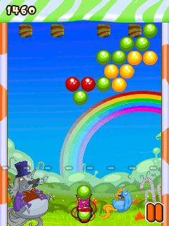 Mobile game Bubbles and unicorns - screenshots. Gameplay Bubbles and