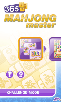 Mobile game 365 Mahjong master - screenshots. Gameplay 365 Mahjong master