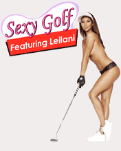 Download free mobile game: Sехy golf: Feat Leilani - download free games for mobile phone