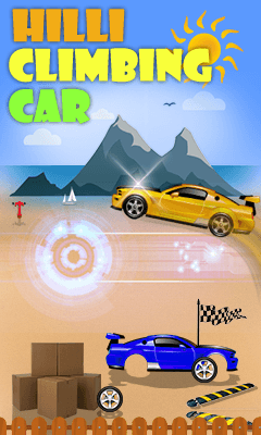 Download free mobile game: Hilli climbing car - download free games for mobile phone