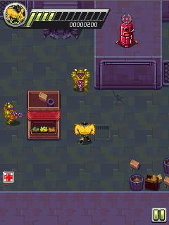 Mobile game Ben 10: Omniverse - screenshots. Gameplay Ben 10: Omniverse