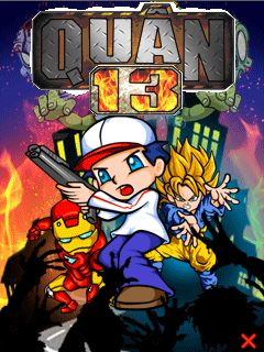 Download free mobile game: Quan 13 - download free games for mobile phone