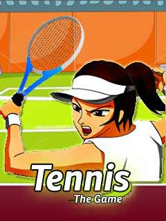 Download free mobile game: Tennis: The game - download free games for mobile phone