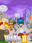 In addition to the free mobile game Quan 8 for X2-01 download other Nokia X2-01 games for free.