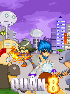 Download free mobile game: Quan 8 - download free games for mobile phone
