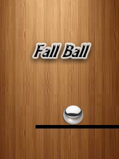 Download free mobile game: Fall ball - download free games for mobile phone