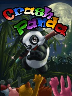 Download free mobile game: Crash panda - download free games for mobile phone