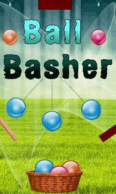 Download free mobile game: Ball basher - download free games for mobile phone
