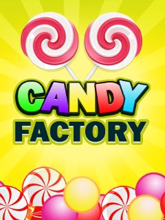 Download free mobile game: Candy factory - download free games for mobile phone