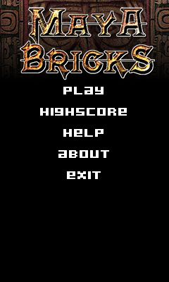 Download free mobile game: Maya bricks - download free games for mobile phone