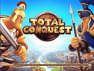 Mobile game Total conquest - screenshots. Gameplay Total conquest