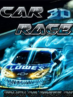 Download free mobile game: Car race 3D - download free games for mobile phone