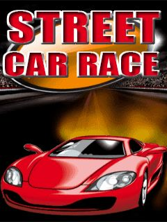 Download free mobile game: Street car race - download free games for mobile phone