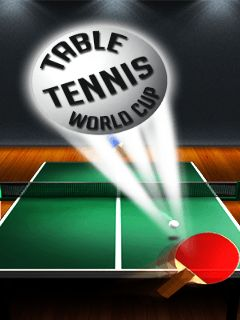 Download free mobile game: Table tennis: World cup - download free games for mobile phone