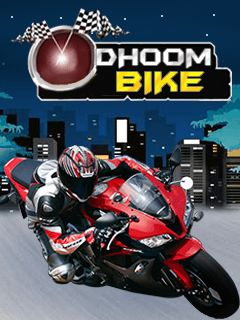 Download free mobile game: Dhoom bike - download free games for mobile phone