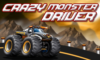 Download free mobile game: Crazy monster driver - download free games for mobile phone