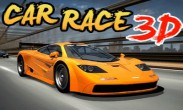 Download free Car race 3D speed - java game for mobile phone. Download Car race 3D speed