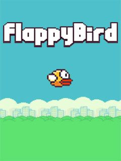 Mobile game Flappy bird - screenshots. Gameplay Flappy bird