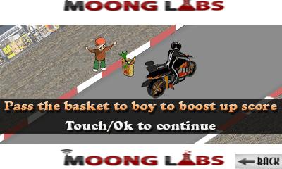 Mobile game Bike stunt 3D - screenshots. Gameplay Bike stunt 3D