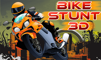 Download free mobile game: Bike stunt 3D - download free games for mobile phone