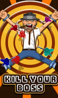 Download free mobile game: Kill your boss - download free games for mobile phone