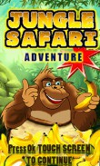 In addition to the  game for your phone, you can download Jungle safari adventure for free.