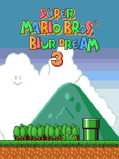 Download free mobile game: Super Mario bros.: Dreams blur 3 - download free games for mobile phone