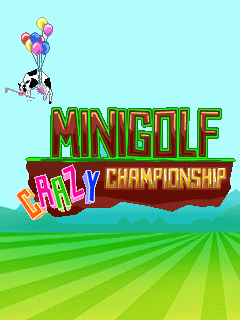 Download free mobile game: Minigolf crazy championship - download free games for mobile phone