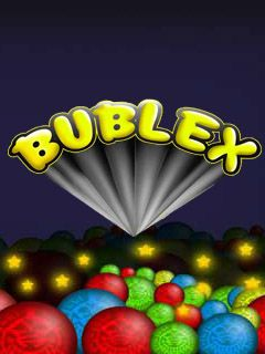 Download free mobile game: Bublex - download free games for mobile phone