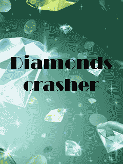 Download free mobile game: Diamonds crasher - download free games for mobile phone
