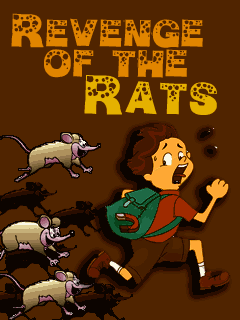 Download free mobile game: Revenge of the rats - download free games for mobile phone