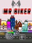 Download free mobile game: Mr Biker - download free games for mobile phone