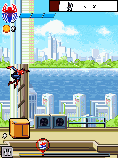 Spider-Man Ultimate Power game ponsel Java jar