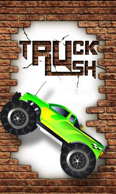 Java game screenshots Truck rush. Gameplay Truck rush