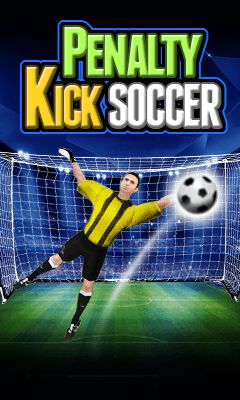 Download free mobile game: Penalty kick soccer - download free games for mobile phone