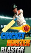 In addition to the  game for your phone, you can download Cricket: Master blaster for free.