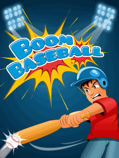 Download free mobile game: Boom: Baseball - download free games for mobile phone