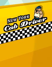 Download free mobile game: New York cab driver - download free games for mobile phone