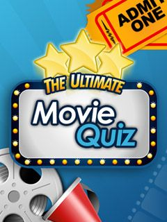 Download free mobile game: The ultimate movie quiz - download free games for mobile phone