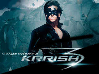 Download free mobile game: Krrish 3 - download free games for mobile phone