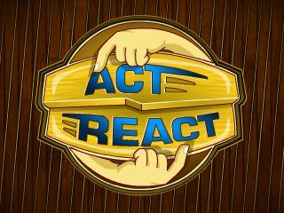 Mobile game Act react - screenshots. Gameplay Act react